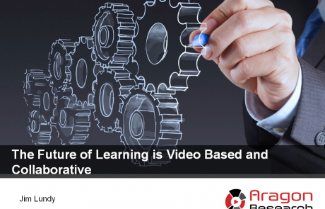 The Future of Learning is Video