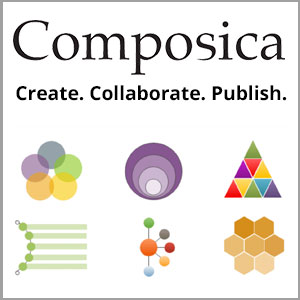 Composica collaborative authoring platform